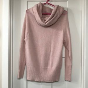 Express Funnel-Neck Sweater